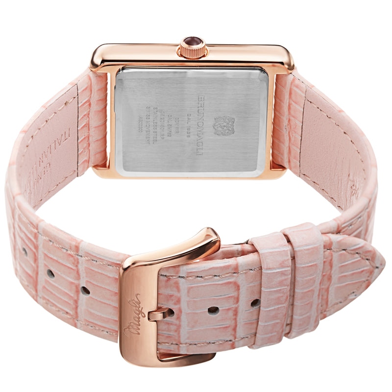 Women's Giulia 1501 Watch - Rose Gold-Tone/Pale Pink