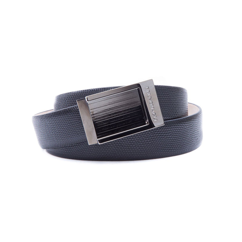 Sleek Leather Men's Belt - FINAL SALE