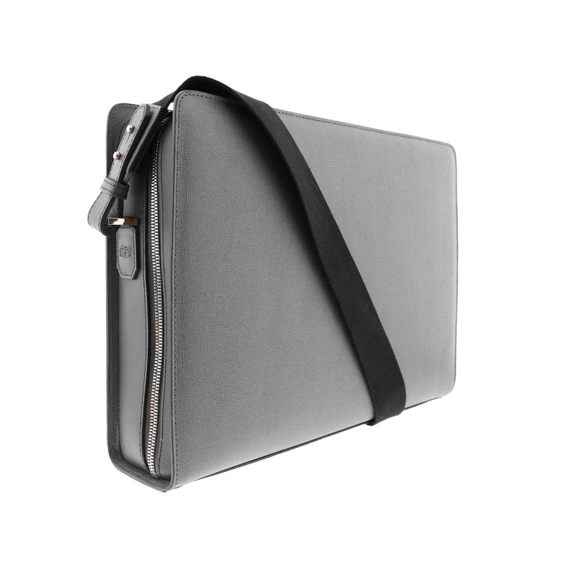 Neoclassico Messenger Bag - Grey