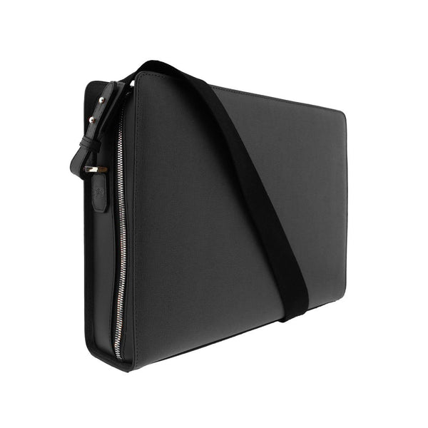 Neoclassico Messenger Bag - Black