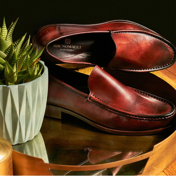 Bruno Magli men's shoes