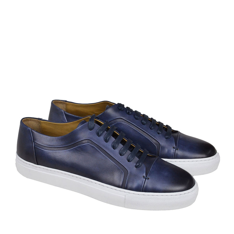 Salvini Lace-up - Soho Exclusive - Blue Leather