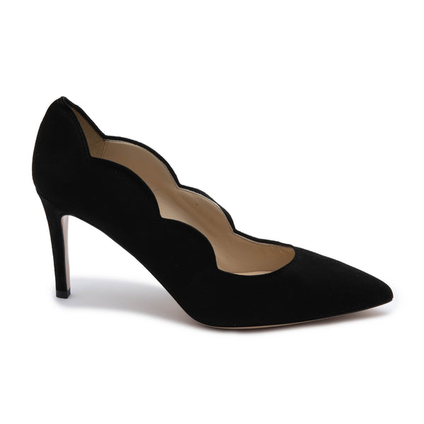 Adima Women's Pump  - Black Suede