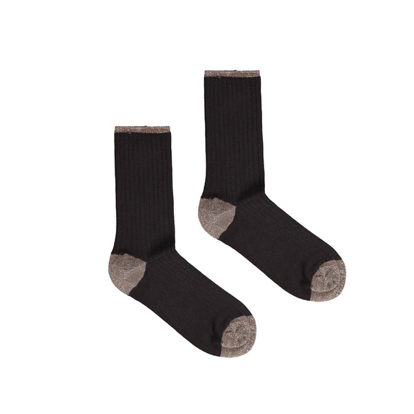 Women's No 279 Short Classic Socks - Brown