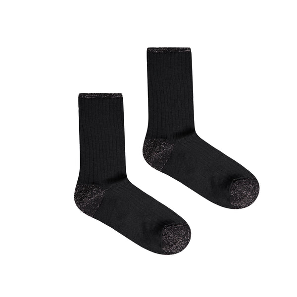 Women's No 279 Short Classic Socks - Black