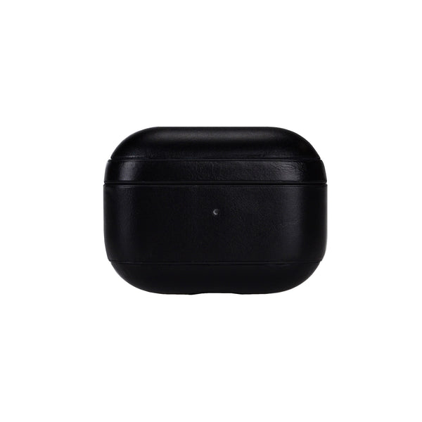 Nappa Leather AirPods Pro Case - Black
