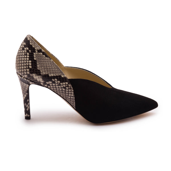Ale Women's Pump  - Black/Roccia