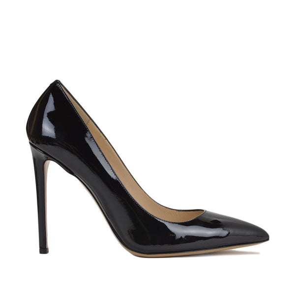 Allegra Patent Pump, 4-inch - FINAL SALE - Black Patent Leather