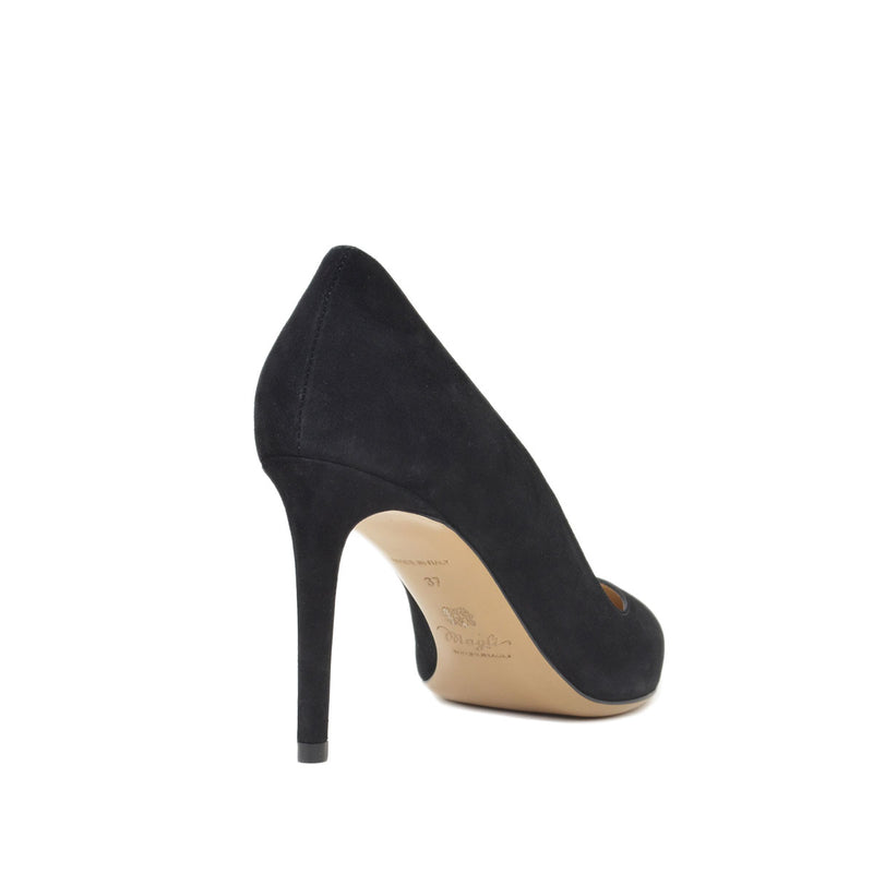 "Allegra Women's 3.5"" Heel Pumps - Black- FINAL SALE"