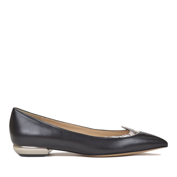 Allura Women's Flat - Black- FINAL SALE