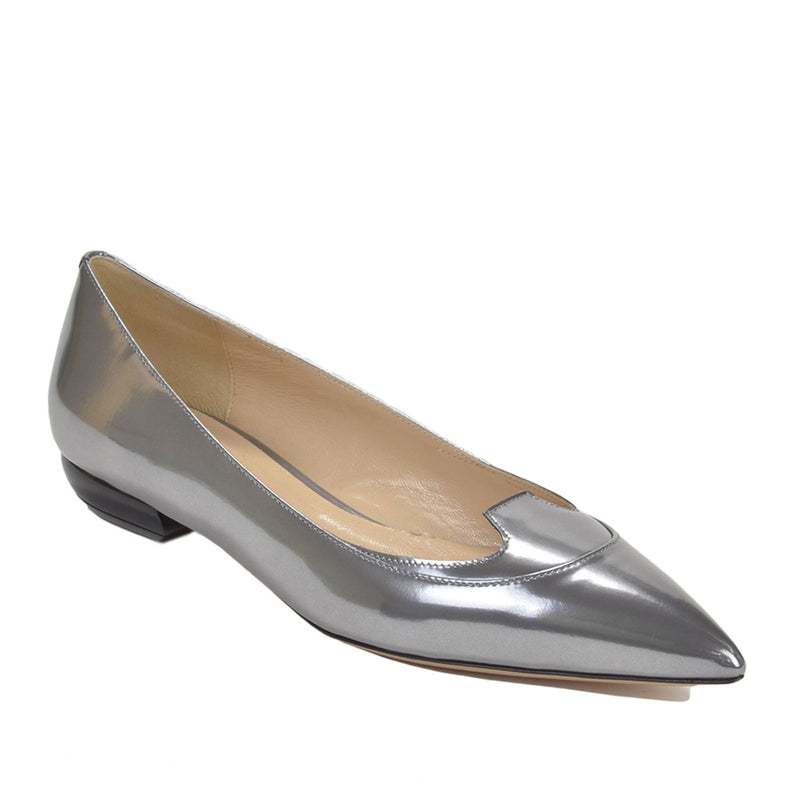 Allura Women's Flat - Silver - FINAL SALE