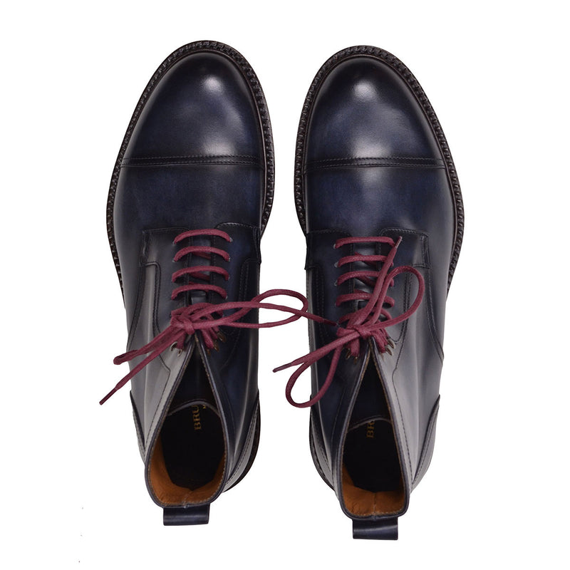 Antonio Boot  - Navy Leather - Online Exclusive