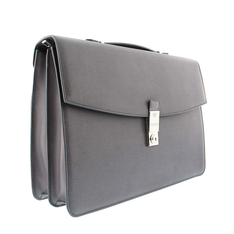 Neoclassico Document Case - Grey
