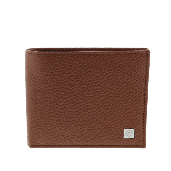 Bicolor Wallet - Brown
