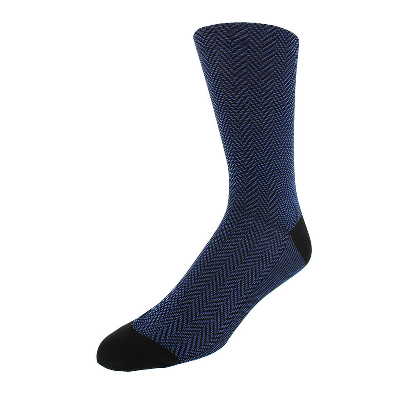 Mercerized Cotton Men's Socks