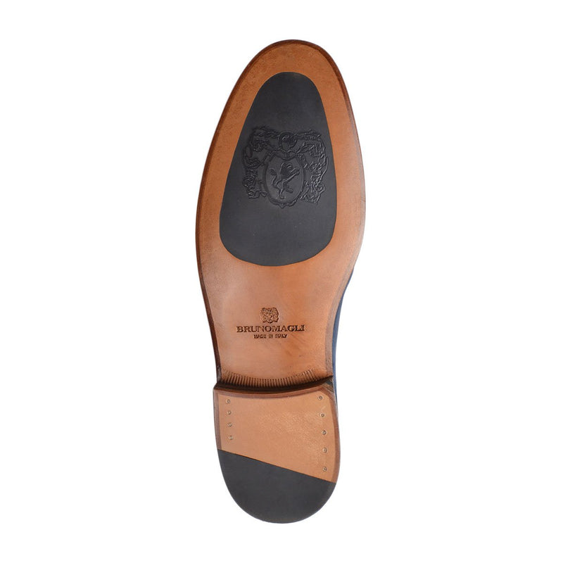 Bigolo Bit Loafer - Dark Brown Leather - FINAL SALE