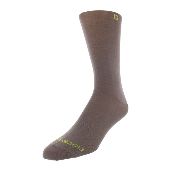 Solid Men's Dress Socks - Grey