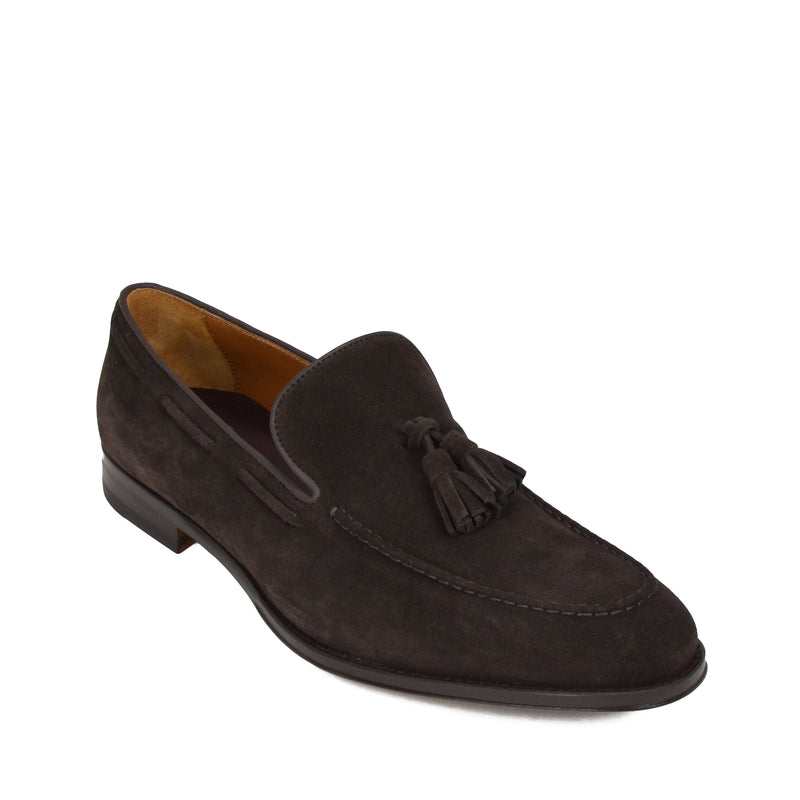 Fabiolo Suede - Dark Brown Suede