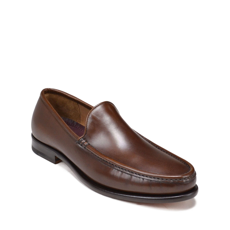 Ello Venetian Loafer Slip-on - Cognac Leather