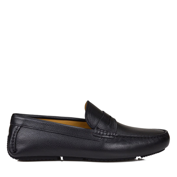 6cdfb935eb7 Dragone Driving Loafer - Black Dragone Driving Loafer - Black