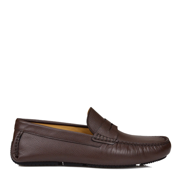76df28b194c Dragone Driving Loafer - Brown Dragone Driving Loafer - Brown