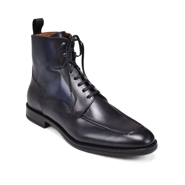 Savino Boot  - Black Leather - Soho Exclusive