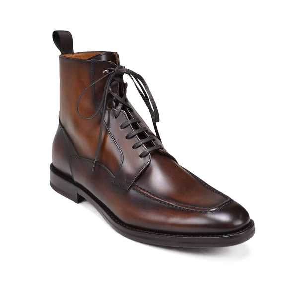 Savino Boot  - Brown Leather - Soho Exclusive