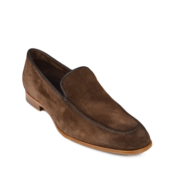 9e9c547db7a Ivan Suede Slip-On Loafer - Brown ...