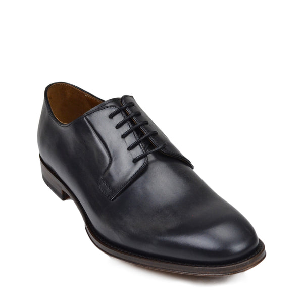 Fede Lace-Up Dress Shoe - Grey