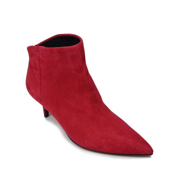 Lavinia - Red Suede