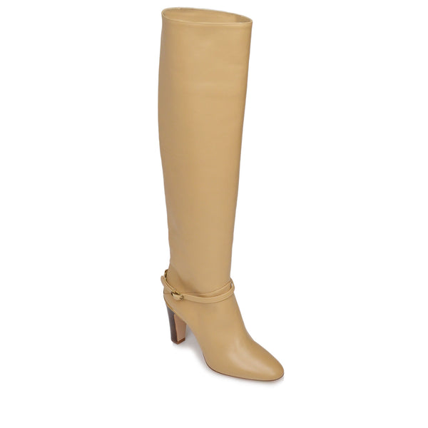 Vanessa Boot  - Vanilla Leather - Online Exclusive - FINAL SALE