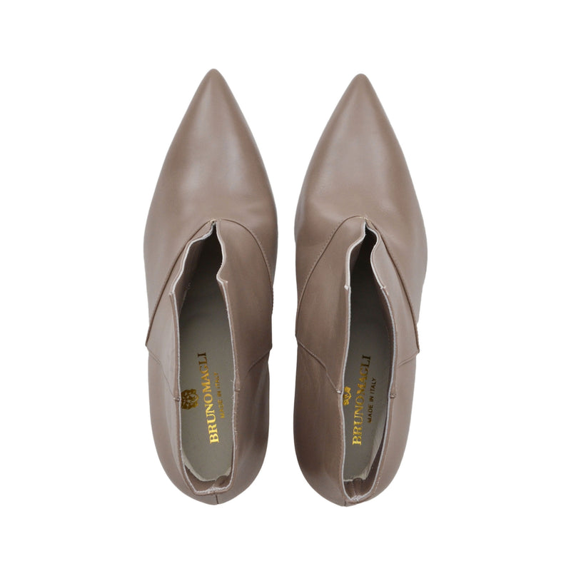Fede-L - Taupe Leather