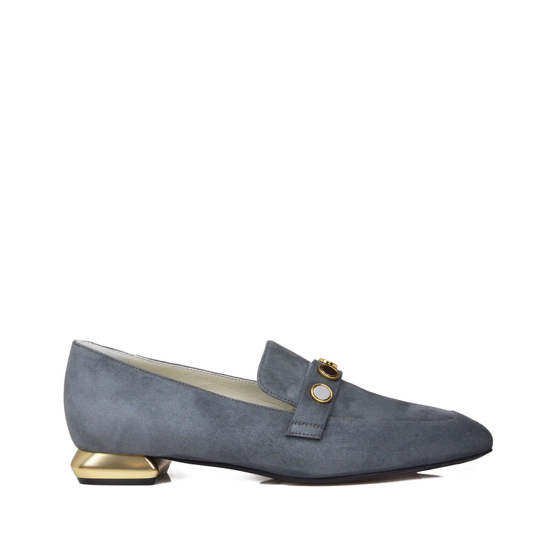 Tamara  - Grey Suede - Online Exclusive