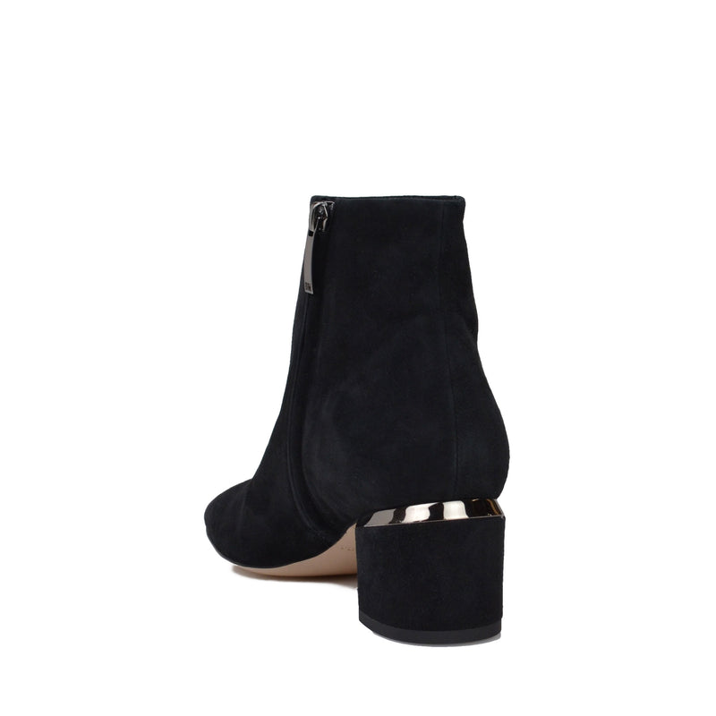 Valerie Boot - Black Suede