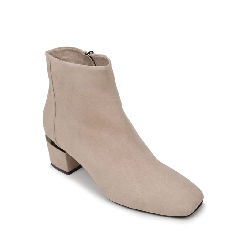 Valerie Boot  - Cream Suede - Online Exclusive
