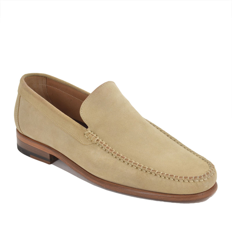 Boca Suede Loafer - Sand Suede - FINAL SALE
