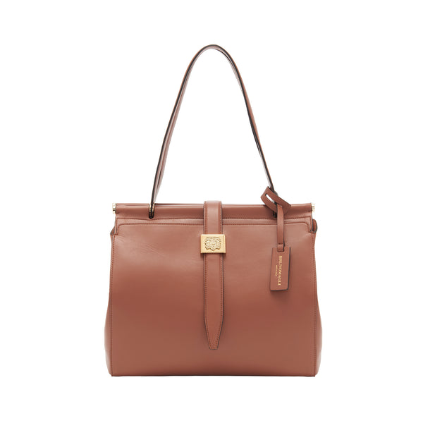 Insignia Tote  - Sienna