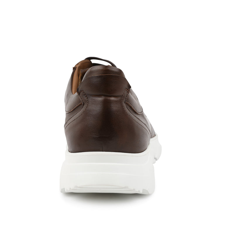 Lazise Lace-Up Sneaker - Cognac