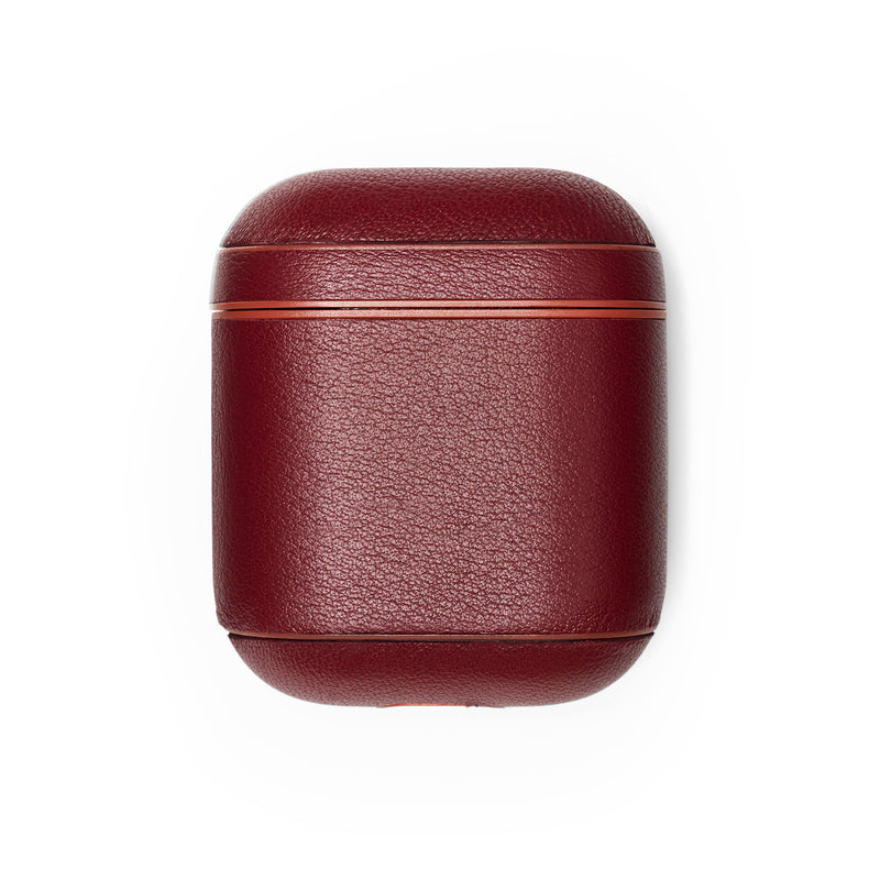 Leather AirPods Case - Merlot - Online Exclusive