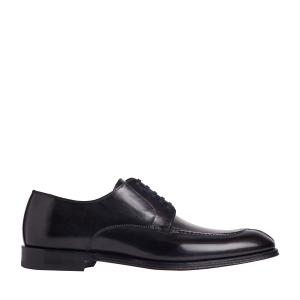 Livio 5-Eyelet Derby Shoe - Dark Grey