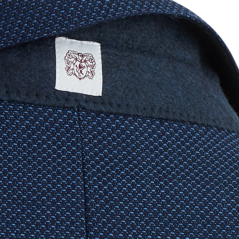 Lucca Two-Button Wool & Linen Sportcoat - Navy - Online Exclusive - FINAL SALE
