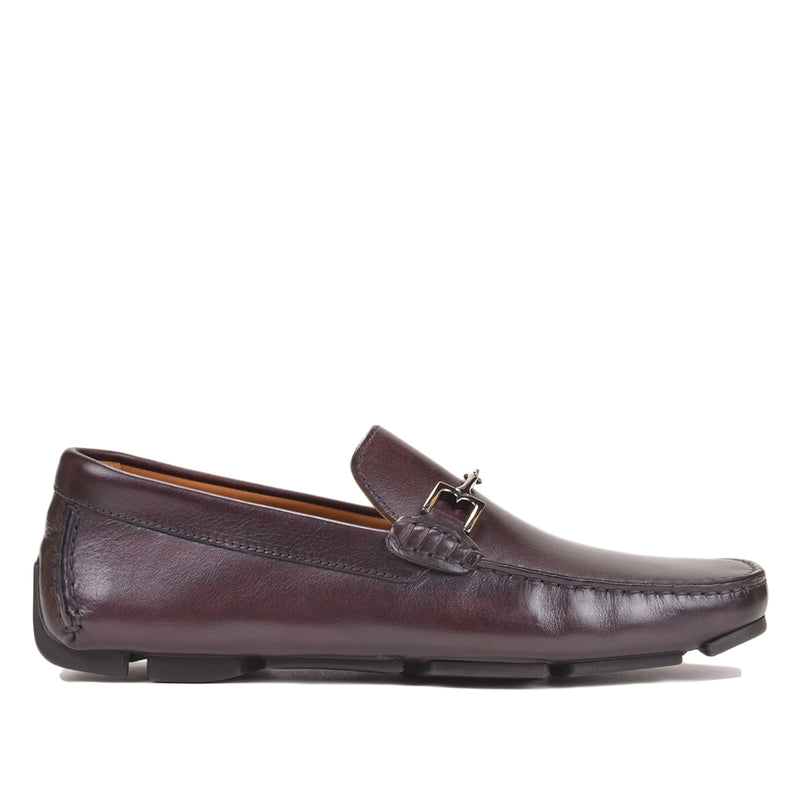 Monza Driver - Bordo Leather