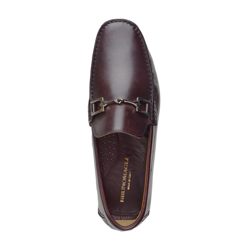 Monza Driver - Bordo Leather - FINAL SALE