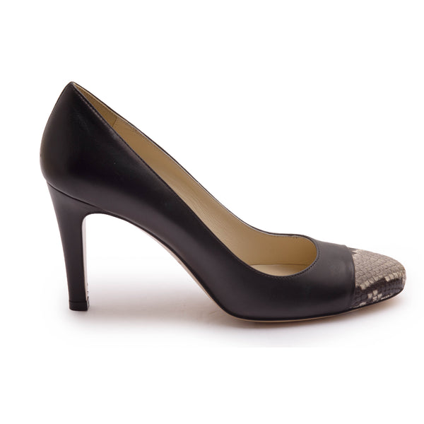 Rita Women's Pump  - Black/Roccia