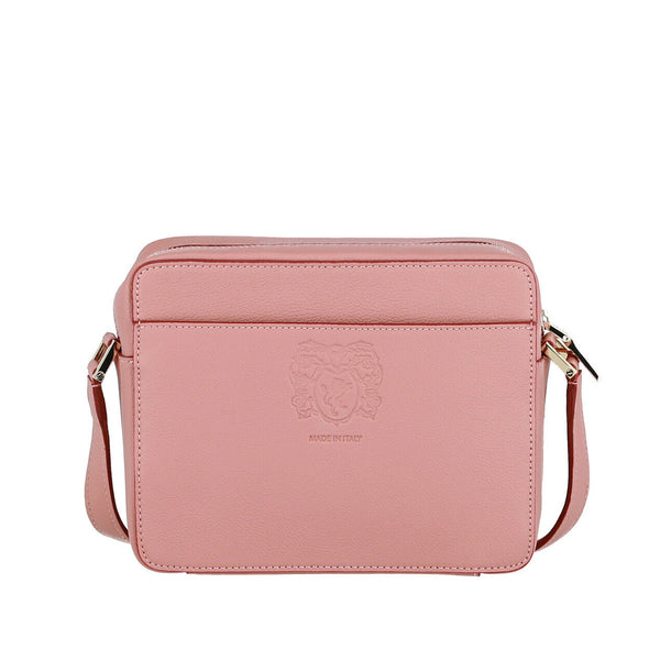 Chiseled M Crossbody Camera Bag - Dusty Rose