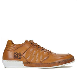 Santo Sneaker - FINAL SALE - Tan Leather