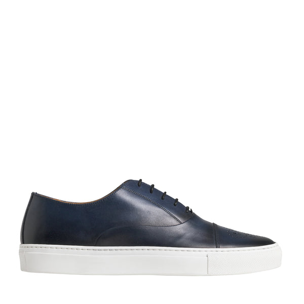 Stefano Oxford Sneaker  - Dark Blue