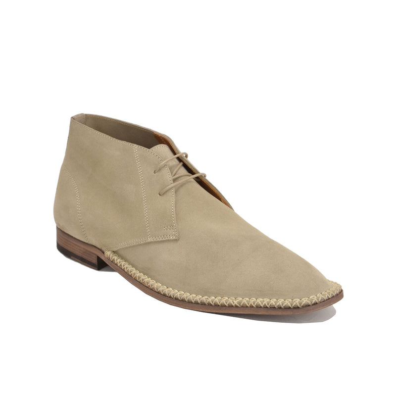 Tristin Boot - Sand Suede - FINAL SALE