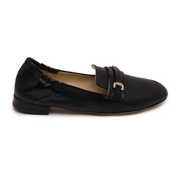 Vinny Loafer - Black Nappa