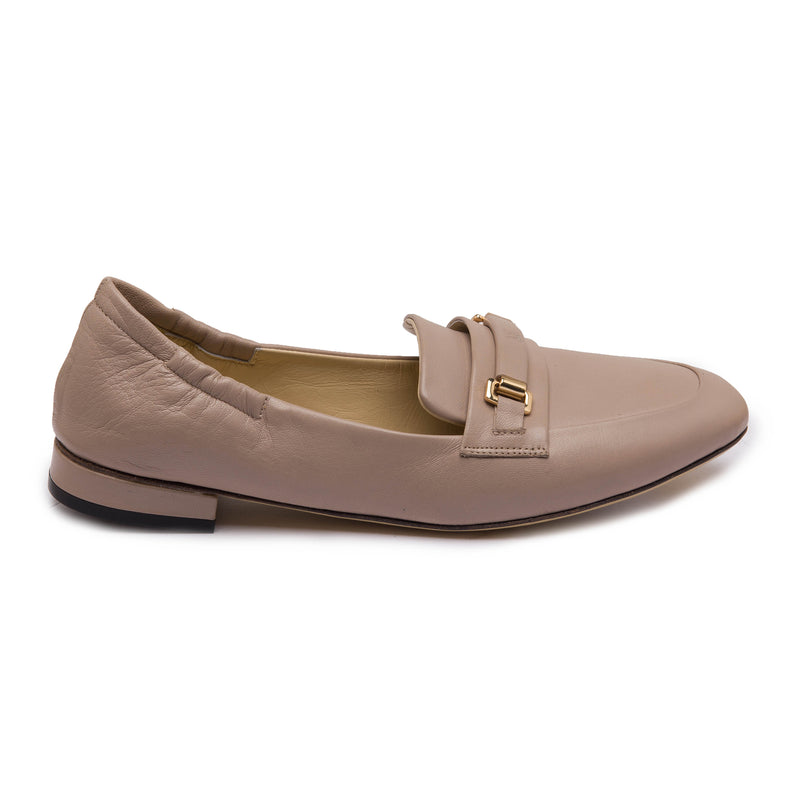 Vinny Loafer - Taupe Nappa